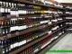Giá kệ bày sản phẩm bia rượu và đồ uống
