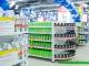 Lắp đặt kệ siêu thị OceanMart Xa La